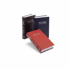 Pew Bibles--Gift & Award