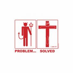 Problem--Solved-Tee Shirts-Adult Small