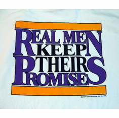 Rael Men Keep Promises-- T-Shirt
