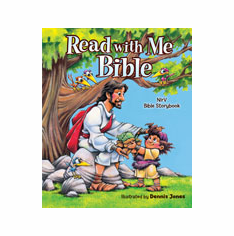 Read with Me Bible NIrV Bible Storybook