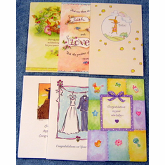 Special Occasion - Just For You- Box Cards