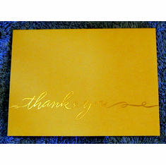 Special Value - Thank You Notes- Pack Of 20