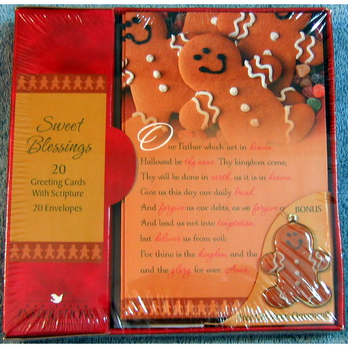 sweet blessings christmas cards