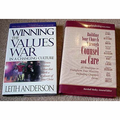 Two Books To Help Your Church