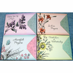 Whimsy - Praying For You Cards