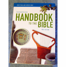 Zondervan Handbook To The Bible-New Edition