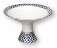 Lomonosov porcelain Cobalt Net Small Fruit Bowl