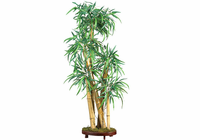 "Nearly Natural 42"" Chinese Style Bamboo Silk Tree"