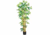 Nearly Natural 5' Multi Bambusa Bamboo Silk Tree