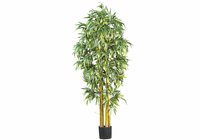 Nearly Natural 6' Biggy Style Bamboo Silk Tree