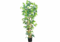 Nearly Natural 6' Multi Bambusa Bamboo Silk Tree