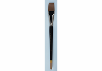"RICHESON 9010 series Size 1"" flat brush"