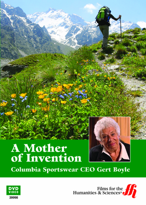A Mother of Invention: Columbia Sportswear CEO Gert Boyle (DVD)