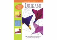 Absolute Beginner�s Origami Book by Nick Robinson