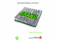 Advertising Layout Part I: Space Allocations  (DVD)