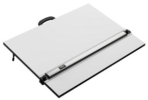 "Alvin® Portable Parallel Straightedge Board 18"" x 24"""