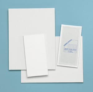 Clearprint® 1020 Series 18 x 24 Unprinted Vellum 100-Sheet Pack