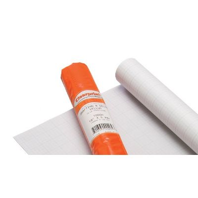 Clearprint® 1020 Series 36 x 20yd Unprinted Vellum Roll - Click to enlarge