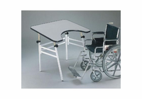 Alvin Foldaway Table - Wheelchair Accessible