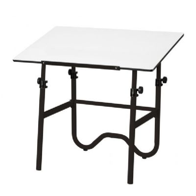Alvin Onyx Black Base W/24X36 Top - Click to enlarge