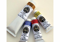 Da Vinci Artists' Oil Color Paint 37ml Cadmium Yellow Deep