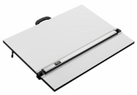 "Alvin� Portable Parallel Straightedge Board 16"" x 21"""