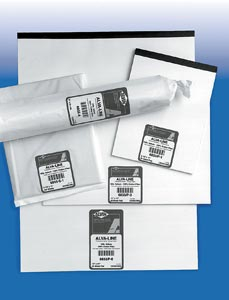 Alvin® Alva-Line Tracing Paper with Title Block and Border 100-Sheet Pack 24 x 36 - Click to enlarge