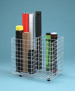 Alvin® King-Size Roll File