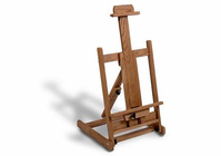 American Easel Oak Table Top Easel