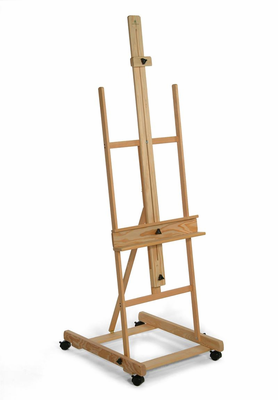American Easel Umpqua Easel  w/locking casters - Click to enlarge