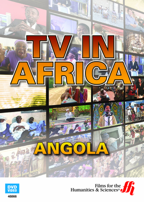 Angola: TV in Africa (Enhanced DVD)