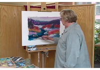 Ann Templeton: Abstracting The Landscape in Pastel DVD