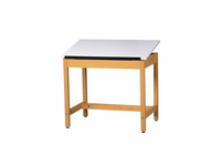 DIVERSIFIED WOODCRAFTS Art/Drafting Table - 36x24x30 (Quick Ship)