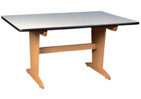 Art/Planning Table   (Quick Ship)-6 Wt-135
