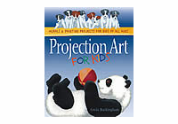 ART PROJECTION FOR KIDS BOOK