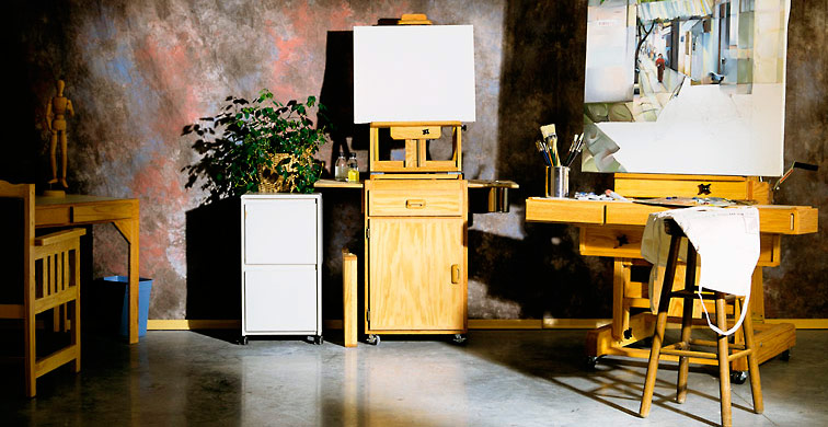 Art Studio Design Furniture