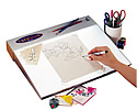 Artograph LIGHT TRACER® II Light Box - Click to enlarge