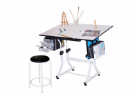 Ashley Creative Hobby Table with Stool