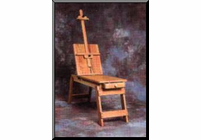 BEST CABALLO Art Bench-Easel