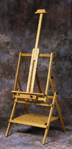 BEST DELUXE LOBO Easel - Click to enlarge