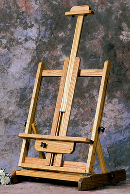 bestu0027s deluxe table top easel click to enlarge