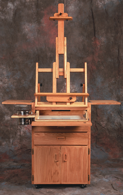 BEST Sitha Taboret with Easel - Click to enlarge