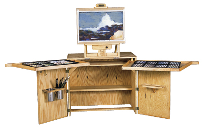 Best Urania S Desk Pastelist S Art Desk Easel