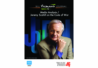 Bill Moyers Journal: Media Analysis / Jeremy Scahill on the Costs of War (DVD)