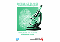 Bodies, Blood, and Ballistics: Forensics School, Part One (DVD)