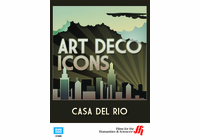 Casa del Rio: Art Deco Icons  (Enhanced DVD)