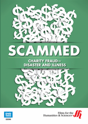Charity FraudÑDisaster and Illness: Scammed (Enhanced DVD)