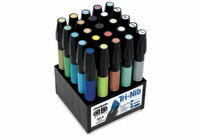 Chartpak� AD� Marker 25-Color Art Director Set