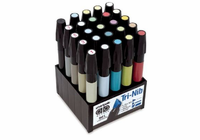 Chartpak� AD� Marker 25-Color Landscape Set