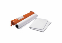 "Clearprint� 9040IJ 24"" x 36"" Bright White Bond Plotter Paper Sheets (100 Sheets)"